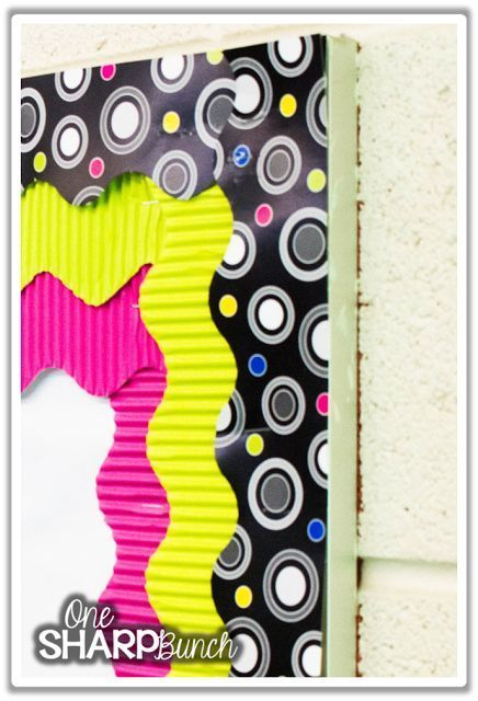 Layered borders make your bulletin boards pop! Check out this post for tips on how to layer your borders perfectly!