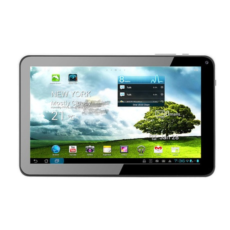 "MID 9"" Google Android 4.0 OS 1.2Ghz Tablet PC Capacitive Multi-Touch"