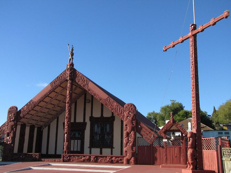 Rotorua: villaggio Tamatekapuia