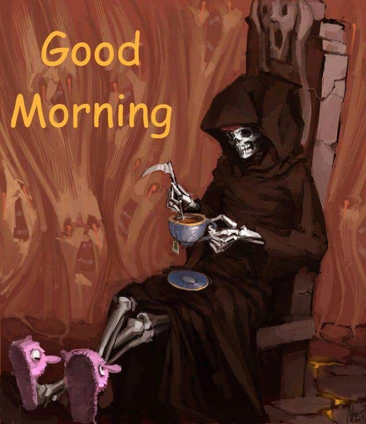 Good Morning My Little Chick-A-Dee'S    :-}
