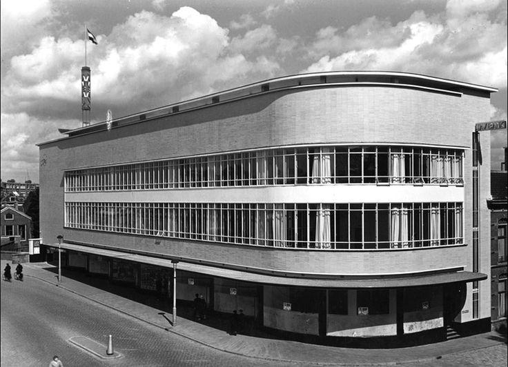 HAV Bank Schiedam W. M. Dudok (1931/35) - bewri