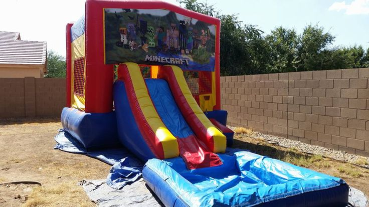 AZ Jolly Jumpers Party Rentals - bounce house rentals and slides for parties in Phoenix