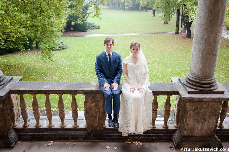 Get married in Autumn Prague