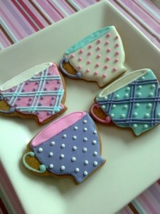 Gingerbread Corner » High Tea