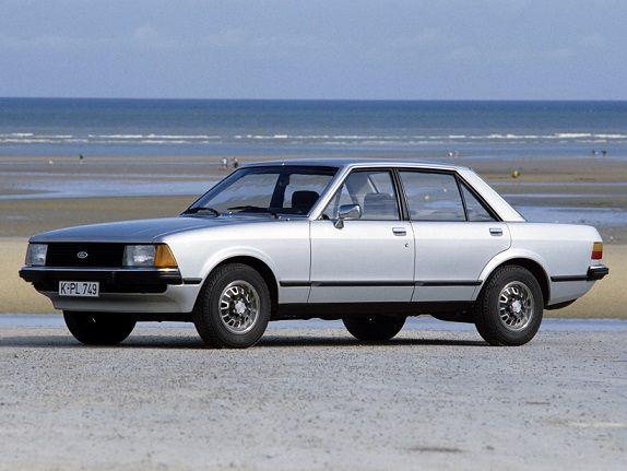 Ford Granada (1977 - 1981).