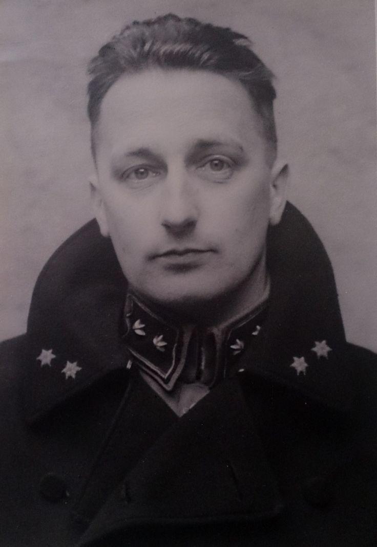 M. Braun, luitenant KNIL (1940)