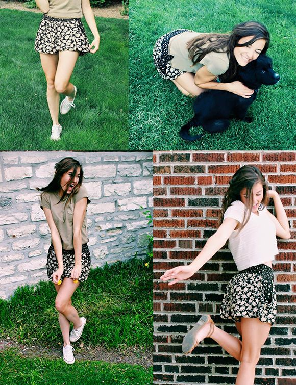 Shorts Story: Our FP Me Users Style the Shorts of the Season