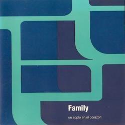 """CvA161. Family - """"Un Soplo en el Corazón"""" by Javier Aramburu / Elefant 1993 / ER-1009 #Albumcover"""