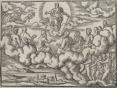 Divine Council - Wikipedia, the free encyclopedia