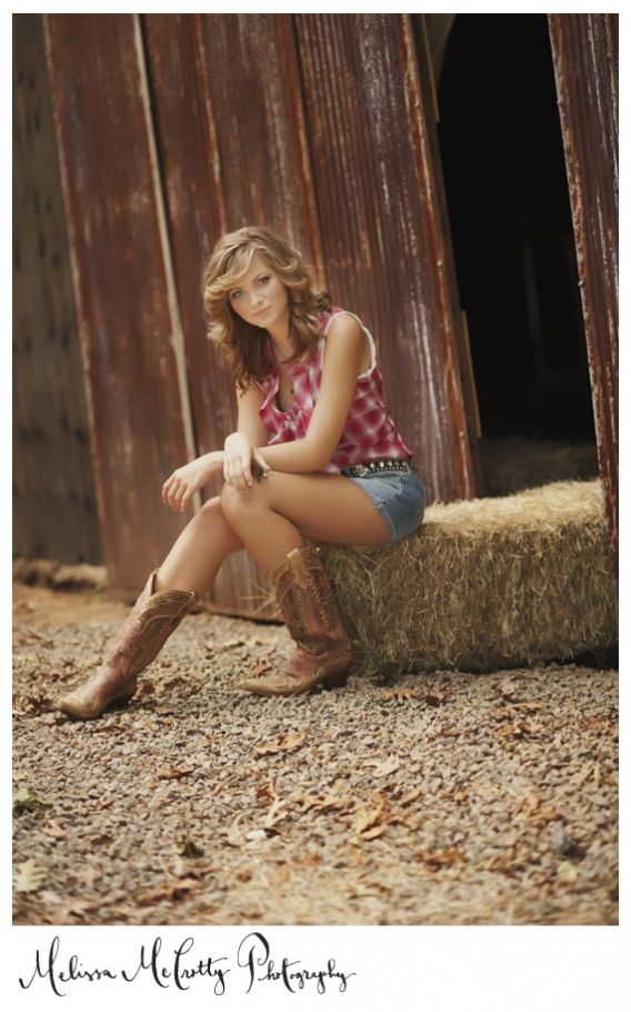 Country Style Photoshoot