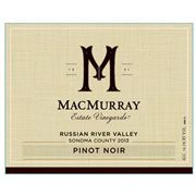 MacMurray Ranch Russian River Pinot Noir 2013