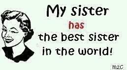haha: Sisters, Quotes, Truth, Funny Stuff, So True, Best Sister, My Sister