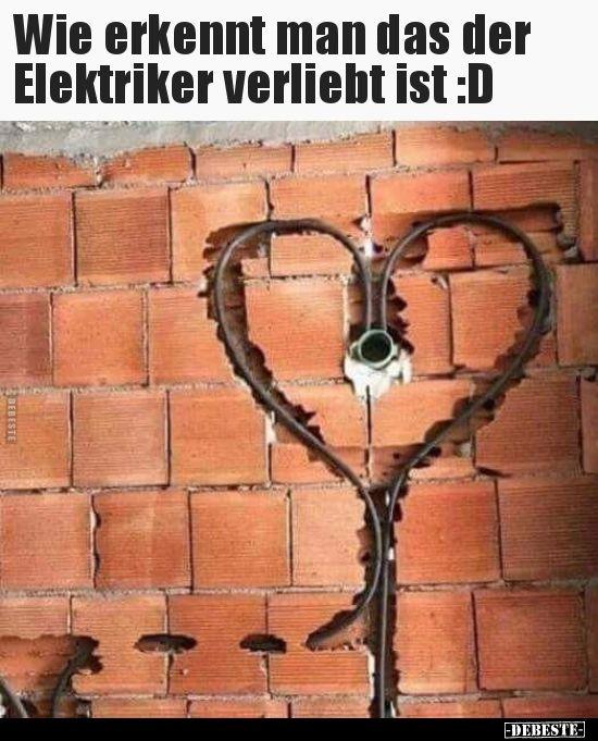 Elektriker Witze Bilder