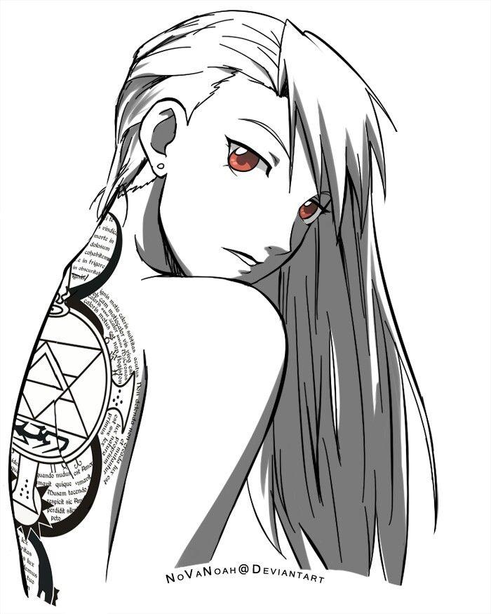 Fullmetal alchemist ( FMA ) Riza Hawkeye