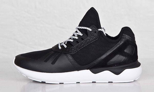 adidas Consortium Tubular Runner - Jury is still out on these for me. But black/white is pretty classic so they can go w/ a lot of outfits