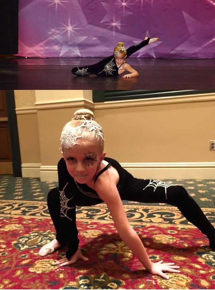 Isabelle Intermediate Campion at Talent on Parade Nationals in America!
