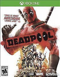 nice Deadpool (Microsoft Xbox One 2015) - For Sale View more at http://shipperscentral.com/wp/product/deadpool-microsoft-xbox-one-2015-for-sale/