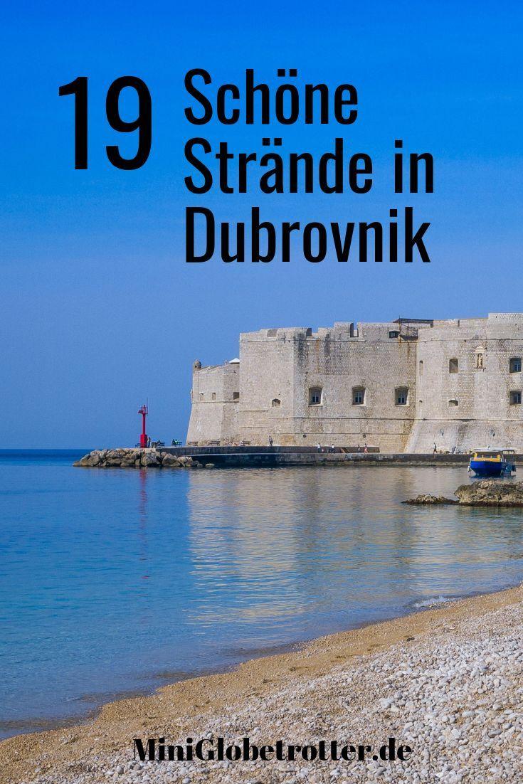 19 Dubrovnik Strande Zum Verlieben Dubrovnik Strand Dubrovnik