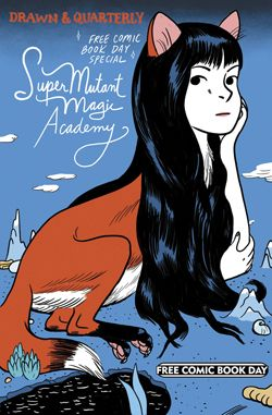 My top indie /non-superhero comics for Free Comic Book Day 2015 - Cardigans & Cravats