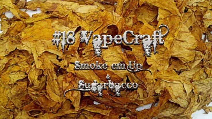 #18 VC - Smoke'em up by Spartan & Sugarbacco by Chris Megas Σε αυτό το video παρουσιάζονται 2 συνταγες καπνικές με βάση το RY4 Double.Απλές στην εκτέλεση για όσους ξεκινούν τώρα το Diy. ------------------------------------------------------------------------------- Η σελίδα στο FB http://ift.tt/2FeqlDT ------------------------------------------------------------------------------- Smoke'em Up recipe http://ift.tt/2FSmvBo Sugarbacco recipe http://ift.tt/2CXRBVt…