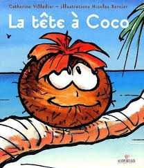 Cute French book for kids.