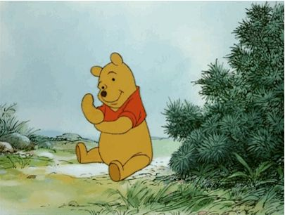 The Many Great Moments From The Many Adventures of Winnie the Pooh | When Pooh does this: