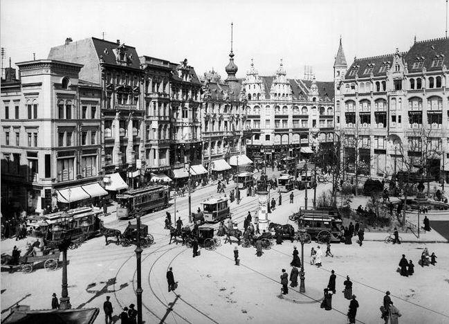 Berlin, Spittelmarkt, 1896