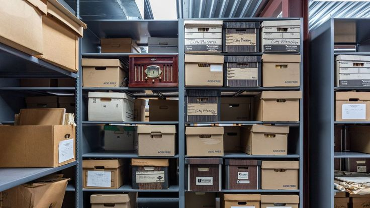 Housed in an unassuming duplex just beyond the last stop on the D train in Norwood is the Bronx County Historical Archives, a treasure trove of ephemera from the Bronx's centuries-old history. Get an inside look here.