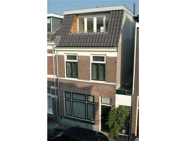 Aannemer de Bouwmaat, Utrecht - Uw aannemer voor Utrecht :: Klaverstraat balkon