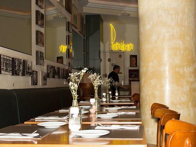 Reduto dos modernos, o Paribar ( no Centro de São Paulo) vai ganhar um vizinho novo. O chef Luiz Ca [...]
