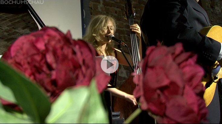 """""""Kemnade Swing Nights"""" mit dem Bochumer Jazz-Pianisten Chris Hopkins und Künstlern aus New York, San Francisco und Amsterdam im Wasserschloß Kemnade."""