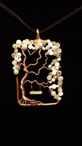 Gorgeous Tree of Life with Swing. Starting at $20 on Tophatter.com!