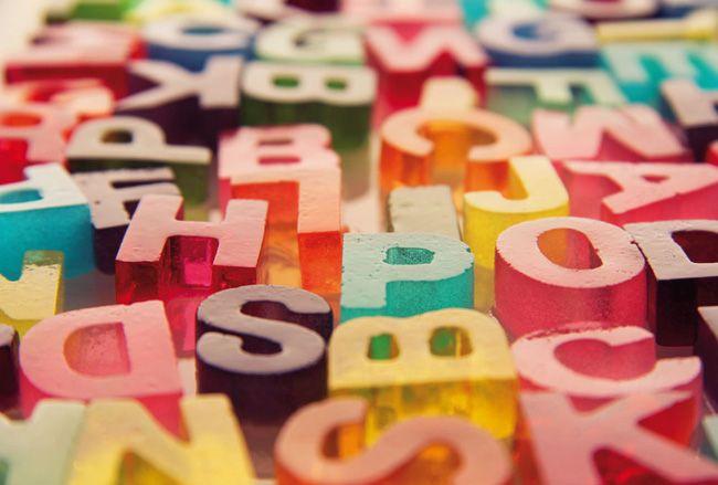 tipografías de jalea <3