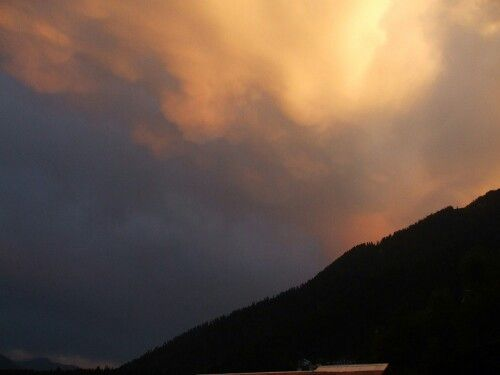 Himalayan evening