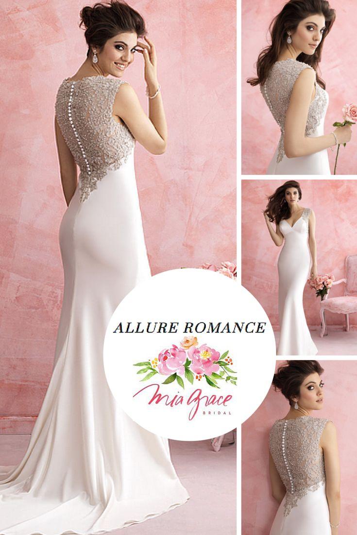 Best 32 Allure Romance - Mia Grace Bridal images on Pinterest ...