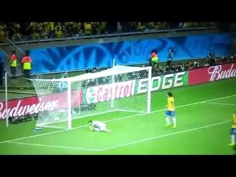 WM 2014 - Halbfinale: Brasilien - Deutschland 1:7 - das kurioseste WM Halbfinale aller Zeiten