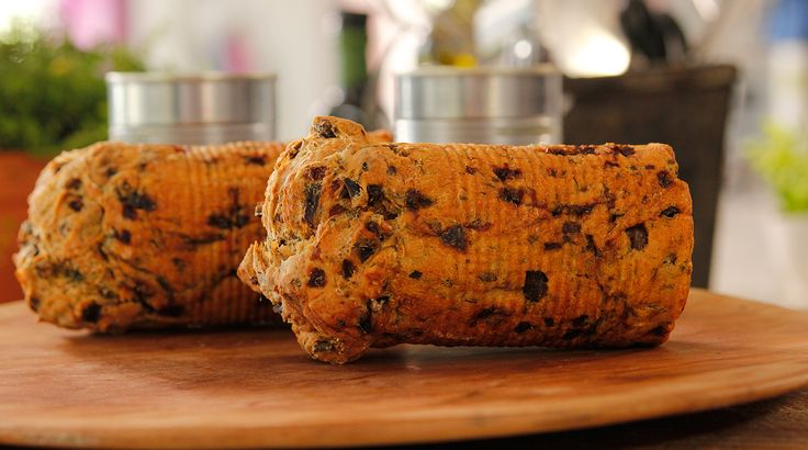 Siba's Table: Recipes: Herbed Mushroom Tin Loaves | Asian Food Channel