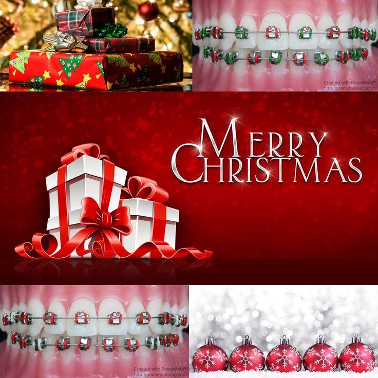 Get your #braces ready for #Christmas #merrychristmaseveryone #merrychristmastoall #happyholidays #orthodontics #orthodontist #ортодонт #ортодонтия #brackets #ortodoncista #ortodoncia #ortodontia #ortodontista  #colour #bracescolors #cosplay #xmas #xmasdecor