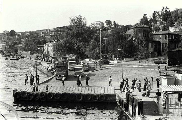 ✿ ❤ Bir Zamanlar İSTANBUL, İstinye .... 1965