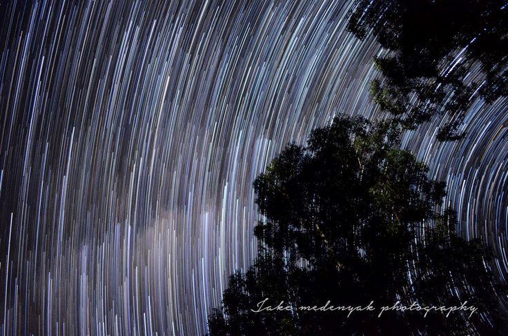 #jakemedenyak #startrails #nightsky #photography See more at www.facebook.com/jakemedenyakphotograpy