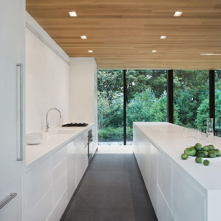 Image 4 Of 15 From Gallery Of Lm Guest House Desai Chia Architecture Photograph By Paul Warchol White Kitchen Design