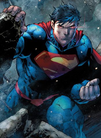DEL NEW 52 A REBIRTH; UNA HISTORIA RECIENTE DE SUPERMAN ~ SUPERMANJAVIOLIVARES: NOTICIAS SUPERMAN, MAN OF STEEL, BATMAN V SUPERMAN: DAWN OF JUSTICE