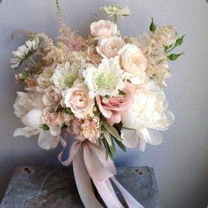 Soft Bouquet - Top 10 Wedding Planning Trends for 2015