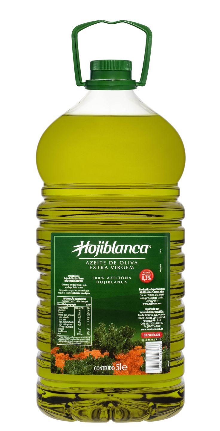 Hojiblanca tradicional embalagem food service (5 litros)