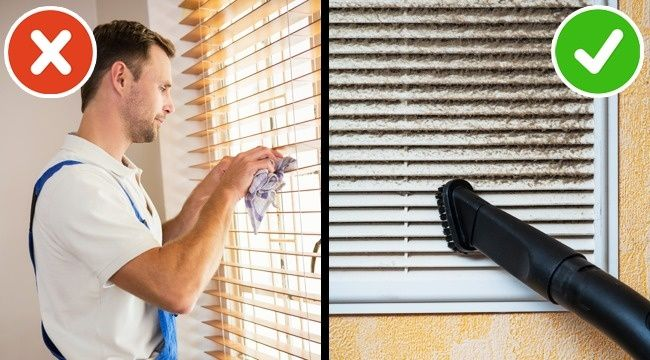 Как поддерживать чистоту инетратить много сил.