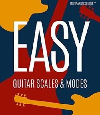 Easy Guitar Scales And Modes PDF