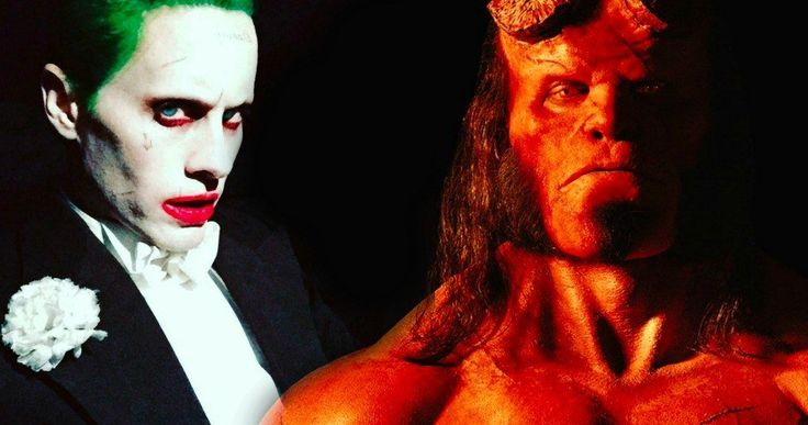 Hellboy Star David Harbour Takes Subtle Swipe at Leto's Joker -- David Harbour reveals that he's not too fond of Jared Leto's portrayal of the Joker in Suicide Squad. -- http://movieweb.com/david-harbour-not-fan-jared-leto-joker-suicide-squad/