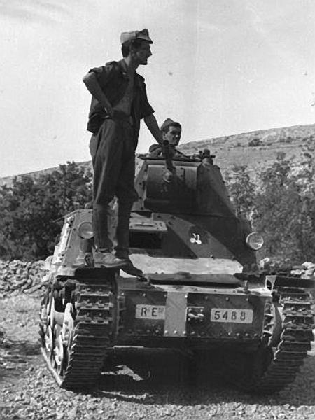 Italian Tank Carro Armato L.bmp