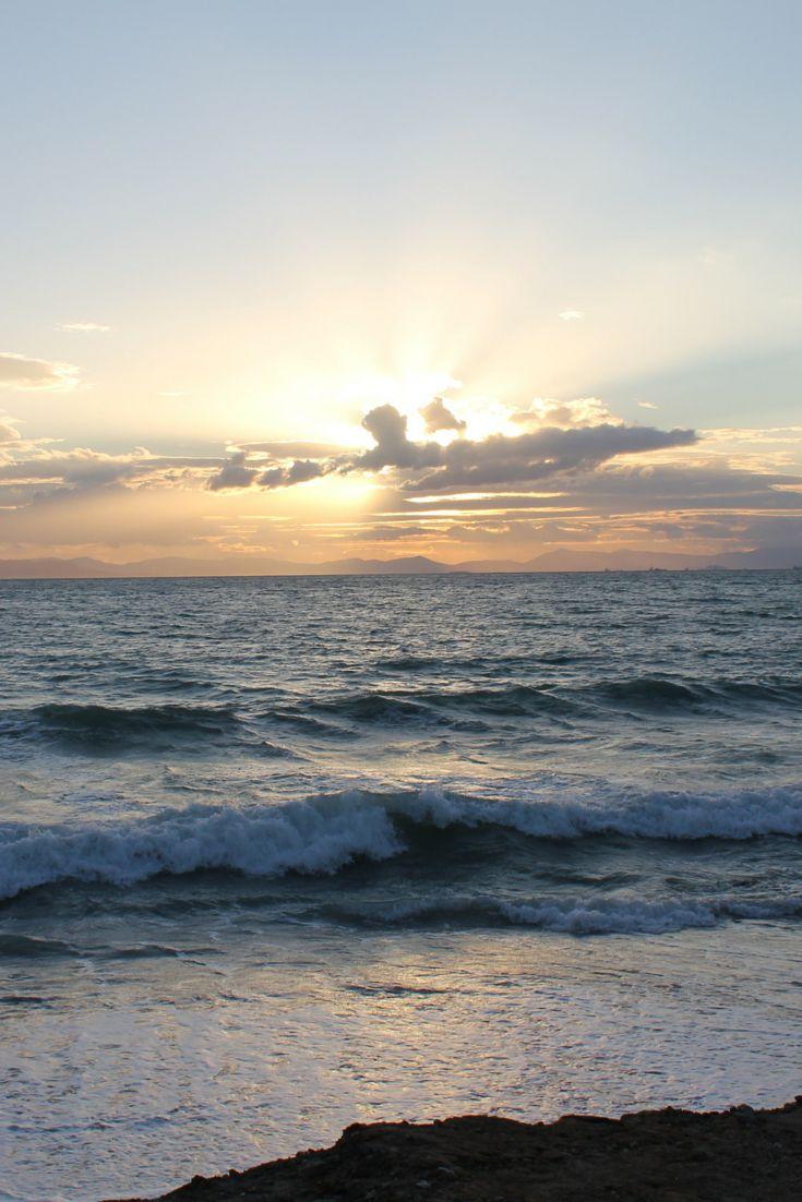 Batis beach, Palaio Faliro, Athens, Greece #ihavethisthingwithgreekbeaches #Greece