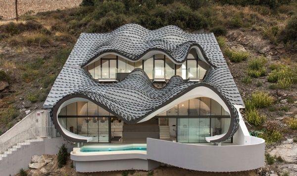 La Casa del Acantilado, el último reto de GilBartolomé ADW #architecture